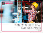 Featured item Non-Fatal Electrical Injuries at Work
