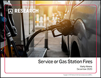 Featured item Service or Gas Station Fires