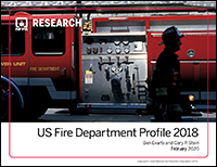 Featured item U.S. Fire Department Profile