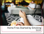Featured item Home Fires Started by Smoking