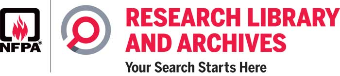 NFPA Research Library and Archives