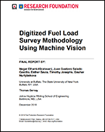 Featured item Digitized Fuel Load Survey Methodology Using Machine Vision