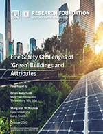 Featured item Fire Safety Challenges of 'Green' Buildings and Attributes