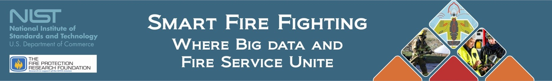 Smart Firefighting banner