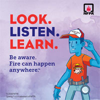 Fire Prevention Week FPW