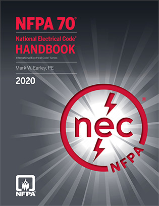 Buy NFPA 70, National Electrical Code (NEC) Handbook Main Breaker Panel Wiring Diagram Per Nec Code on