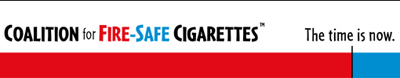 Coalition for fire safe cigarettes