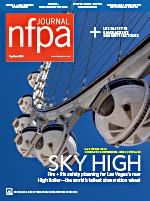 NFPA Journal cover