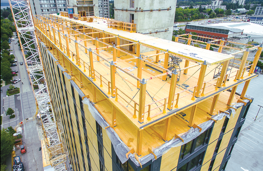 Construction Wood Panels ~ Nfpa journal the outliers march april