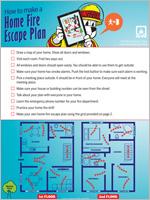 NFPA - Escape planning