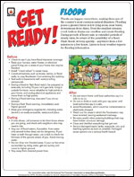 Featured item Flood safety tip sheet