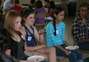Youth focus groups