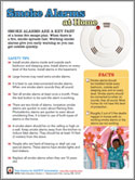 Featured item Smoke alarm safety tip sheet