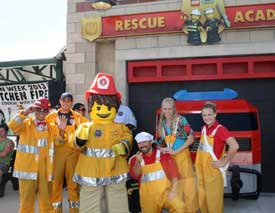 NFPA partners with Legoland
