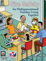 Featured item Fire Safety for Multigenerational Families Living Together