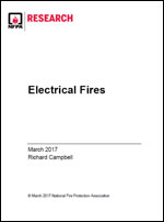 Featured item Electrical Fires