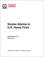 Featured item Smoke Alarms in U.S. Home Fires