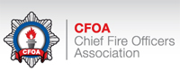 Chief Fire Officers Association logo