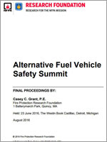 Featured item Alternative Fuel Vehicle Safety Summit