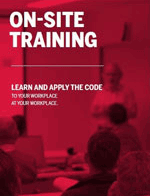 Featured item Onsite training brochure